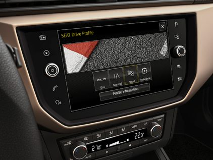 Ibiza -  Seat Drive profile